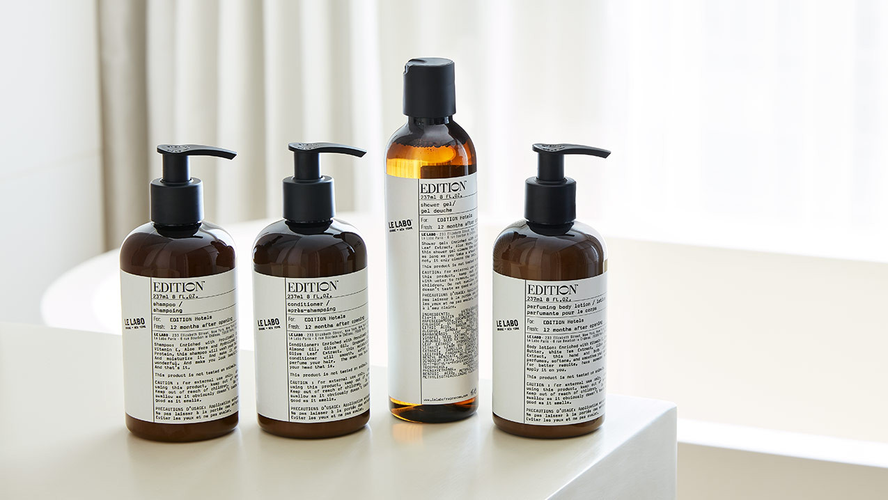 Le Labo Bath Body Set Luxury Le Labo Essentials Robes And Gifts Exclusively From Edition