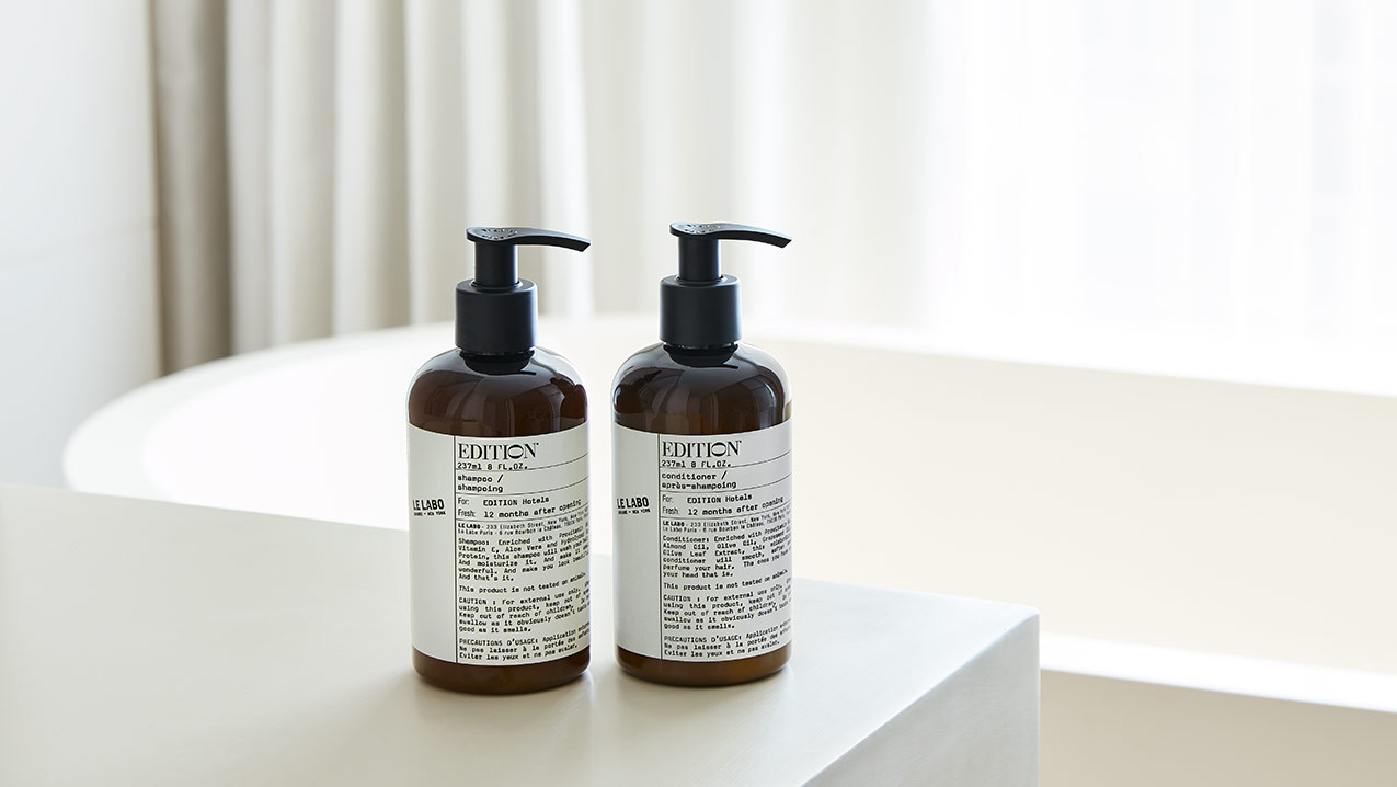 Le Labo Shampoo & Conditioner Set